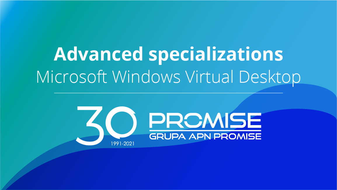 Advanced Specializations Microsoft Windows Virtual Desktop